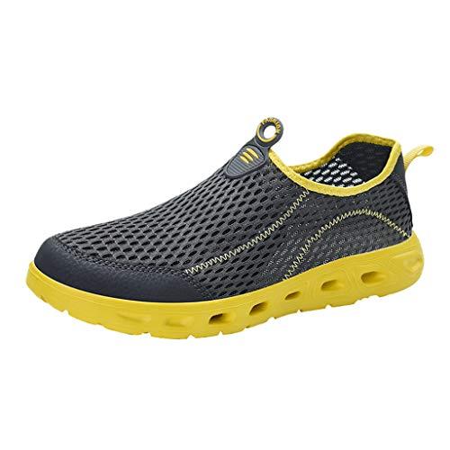Darringls Zapatillas de Deporte para Hombre