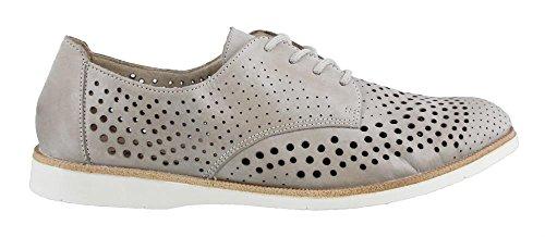 REMONTE R0403-12 femmes Chaussures à lacets Gris