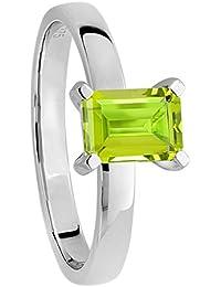 Bella Donna Damen- Ring 375 Weißgold