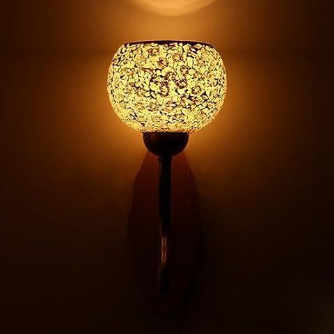 CNMKLM lámparas de pared lámparas de pared de luz LED para iluminación casa Salón Candelabro de Pared #4,con el mejor servicio