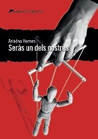 Seràs un dels nostres par  Ariadna Herrero Molina
