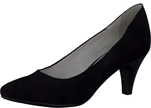 Tamaris - Scarpe chiuse Donna Black
