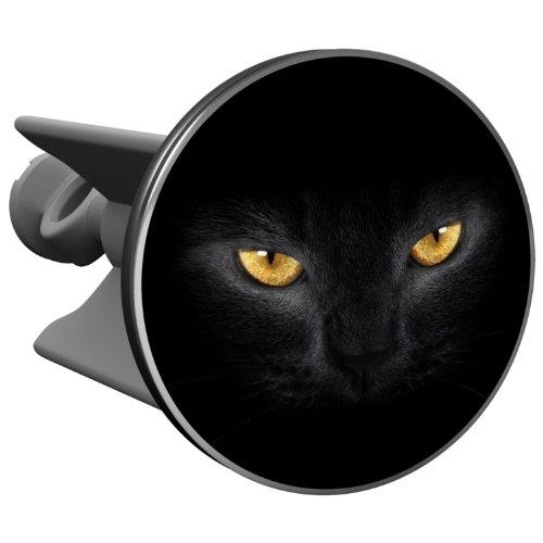 Plopp bonde Oeil de Chat pour lavabo, bonde, bonde Excenter, déversoir