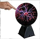 Enkman - Bola de plasma con rayos. Lámpara mágica de iones ideal...