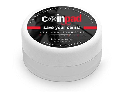 Coinpad Münzenhalter Münzenbewahrung (XL) - Lagerung Silber-münze