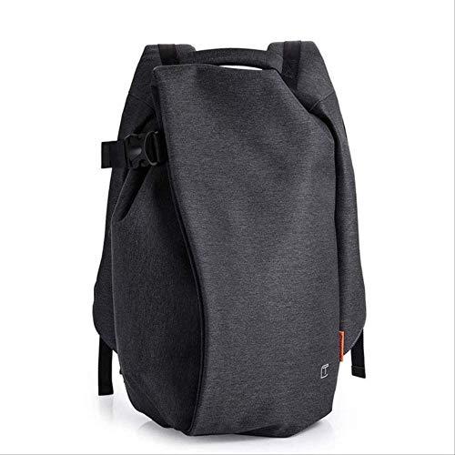"""CFDG Rucksack Mode für männer Rucksack für Laptop 17,3\""""USB Port wasserdichte reiserucksack große kapazität College Student Schulrucksack Russland schwarz l"""