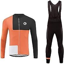 Future Sports UGLYFROG Bike Wear Maillot de Ciclismo Hombre 3D Cojín Conjunto Bicicleta de Montaña Ropa