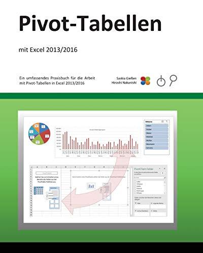 Pivot-Tabellen: mit Excel 2013/2016 (Pivot-tabellen Excel)