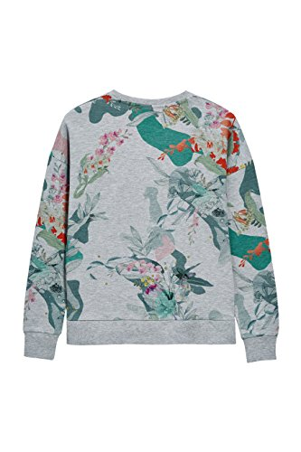 next Femme Sweat-Shirt Imprimé Rose