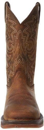 Durango Boots , Bottes Rangers homme Marron - Marron foncé