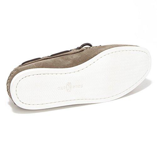 3583 mocassino scamosciato CAR SHOE scarpe uomo loafer men Kaki