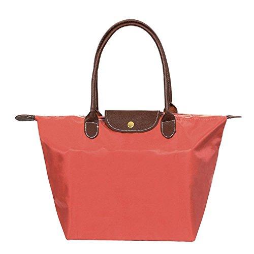 ZhengYue Tragetasche für Damen aus Nylon, Schultertasche Tasche Frauen Stilvolle Wasserdichtes Handtasche Umhaengetasche Strand Tasche -