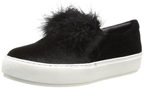 Penny Loves Kenny - Arty V Damen, Schwarz (Black Velvet), 40 B(M) EU Black Velvet Sneakers