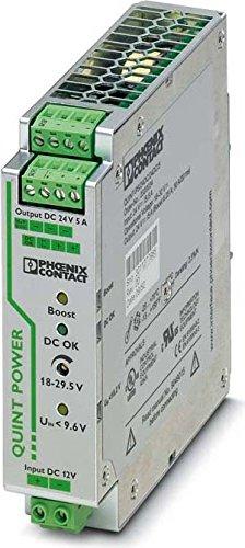 PHOENIX QUINT-PS12DC/24DC5 - TRANSFORMADOR QUINT-PS/12DC/24DC/5