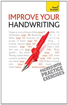 Improve Your Handwriting: Teach Yourself by [Sassoon, Rosemary, Briem, G S E]