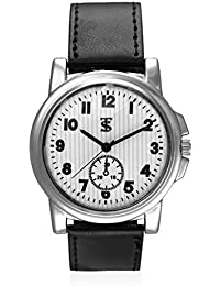 TSX Analog Watch With Leather Strap WATCH-004