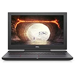 "Dell Inspiron G5 15-5587 PC Portable Gamer 15,6"" Full HD Noir (Intel Core i7, 16Go de RAM, Disque Dur 1To + SSD 128Go, GTX1050Ti 4Gb, Windows 10) Clavier AZERTY Français"