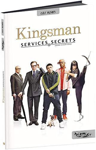 Kingsman : services secrets [Édition Digibook Limitée + LIVRET + DVD + Blu-ray] [Édition Digibook Collector + Livret]