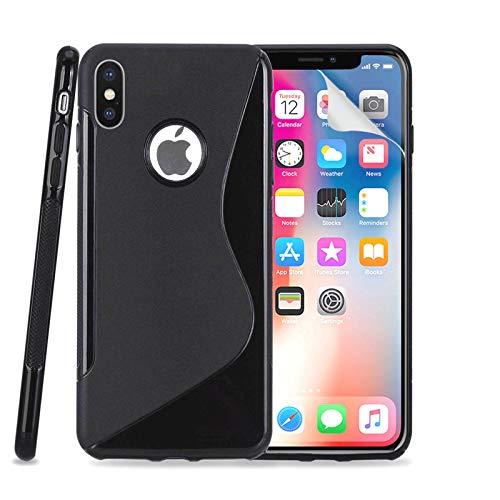 NWNK13 Hartschalenhülle für Apple iPhone 4/4G/4S (Netzmaterial, robust, inklusive Displayschutzfolie und Reinigungstuch) Violett Griffin Mp3