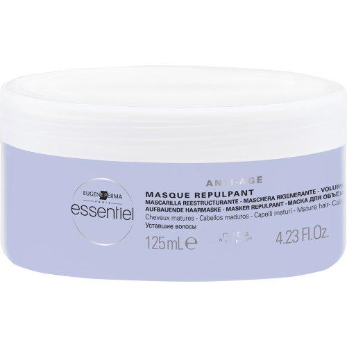 Essentiel - Masque Repulpant - Cheveux et Cuirs Chevelus Affaiblis par Le Temps - 125 ml