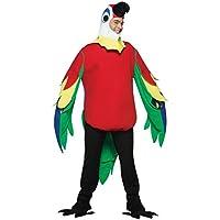 Bristol Novelty AC520 Parrot Costume, One Size