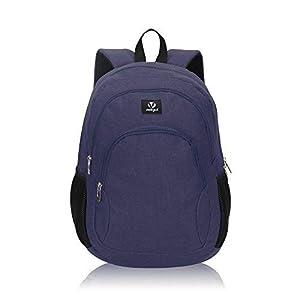 Veevan School Bags Mochila para Niños Mochila para Universitarios Mochila para Portátil para Niñas Impresión-2