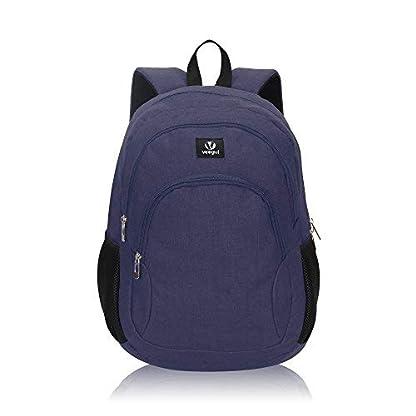 41zoptIL nL. SS416  - Veevan School Bags Mochila para niños Mochila para universitarios Mochila para portátil para niñas