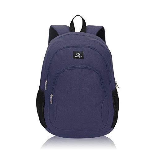 41zoptIL nL - Veevan School Bags Mochila para Niños Mochila para Universitarios Mochila para Portátil para Niñas Impresión-2