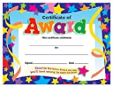 30 Certificates of Award (Large) Star Certificate pack