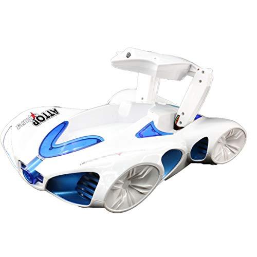 Kongqiabona ATTOP Fernbedienungstank mit HD-Kamera YD-2162.4G Spionage-Behälter RC Spielzeug Telefongesteuertes Roboter-Panzer-Kinderspielzeug