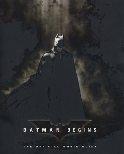 Batman Begins: The Official Movie Guide by Claudia Kalindjian (17-Jun-2005) Paperback
