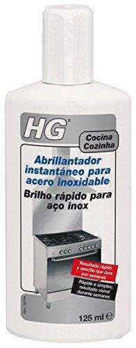 Hg - Instantaneous polish for stainless steel bottle 125 ml
