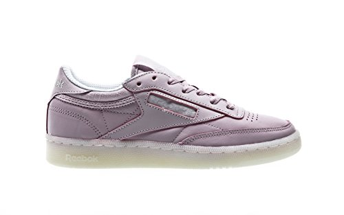 Reebok Club C 85 On The Court, Shell Purple-White-Grey Pourpre