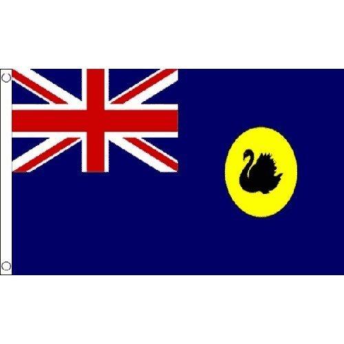 Western Australia Small Flag 3Ft X 2Ft Australian State Oz Australia Banner New by Western Australia