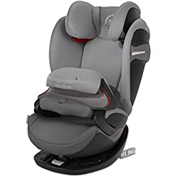 Cybex Gold 518000927 Pallas S Fix Manhattan, grigio