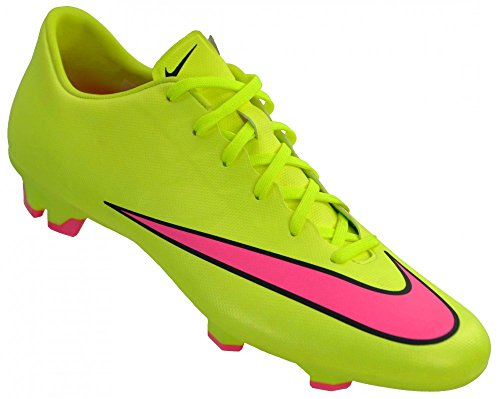 Nike Mercurial Victory V FG Herren Fußballschuhe Gelb