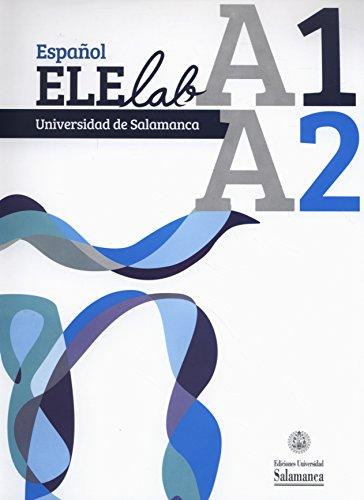 Español ELElab Universidad de Salamanca: A1 A2 (0EX0007) (Español para extranjeros)