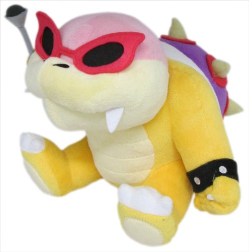 Super Mario - Roy Koopa Plush - Little Buddy - 15cm 6""
