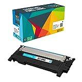 Do it Wiser Kompatible Toner als Ersatz für Samsung Xpress C480W C480FW C430W C430 C480 C480FN (Cyan)