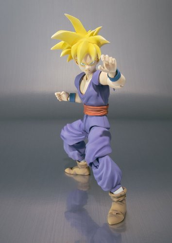 Bandai Tamashii Nations S.H. Figurants Son Gohan Figura de acción Dragon Ball 3