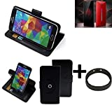 K-S-Trade® TOP SET: 360° Cover Smartphone Case For Nubia
