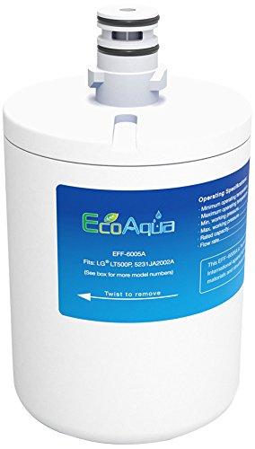 1x EcoAqua EFF-6005A Compatible LG LT500P - 5231JA2002A - 5231JA2002A-S filtro GRP207NGU...