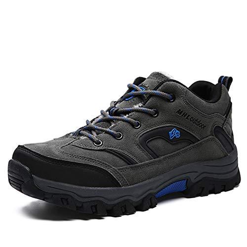 Qianliuk Winter Schuhe Männer Warme Männer Stiefel Sneakers Ankle Warme Plüsch Schneeschuhe Für Mann Schuhe -