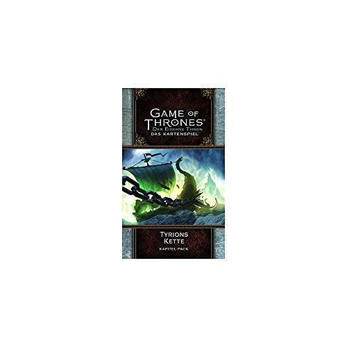 Fantasy Flight Games FFGD2357 Game of Thrones: LCG 2 Ed. -Tyrions Kette Kapitel-Pack Krieg der 5 Könige 6 DEUTSCH (Fantasy Flight Game Of Thrones)