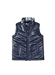 Cherry Crumble Premiuim Lightweight Puffer Vest for Girl (9-10 Years)