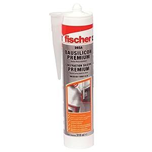 Fischer Bausilikon Premium 310 ml weiß