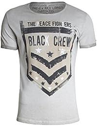 Key Largo - T-shirt - Décontracté - Col Rond - Homme