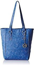 Alessia74 Women's Handbag (Blue) (SU012B)