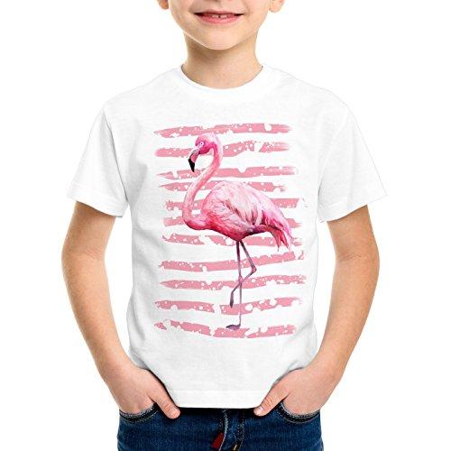 Shirt für Kinder flamingo strand urlaub, Größe:152 (Urlaub Shirts Für Kinder)