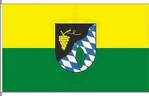 Bannerflagge Hergersweiler - 120 x 300cm - Flagge und Banner